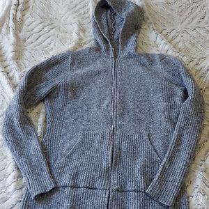 Columbia Women's XL Zip Up Hooded Sweater